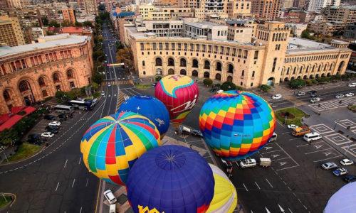 Yerevan-Ballons