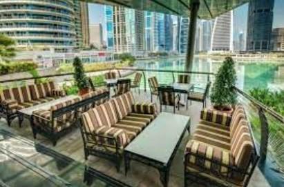 Yerevan Cafe Dubai JLT Armada Tower, Jumeirah Lakes Towers, Dubai