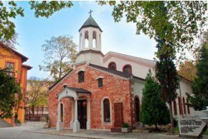 St Sarkis Armenian Apostolic Church, Varna, Bulgaria.