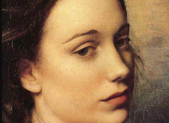 Woman portrait, Pietro Annigoni