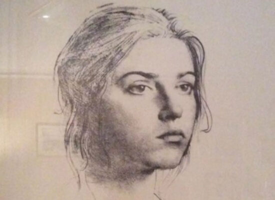 Drawing of a Woman, Pietro Annigoni