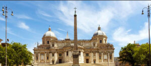 Basilica Papale di Santa Maria Maggiore, 435 AD, Piazza di Santa Maria Maggiore.