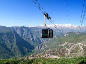 Tatev Cable car